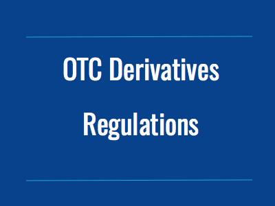 Handpicked image for the blog Margin Requirements for Uncleared OTC Derivatives